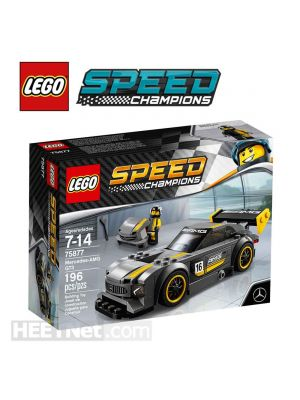 LEGO Speed Champions 75877: Mercedes-AMG GT3