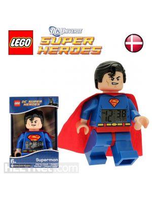 LEGO DC Comics Super Heroes 9005701: Superman Clock