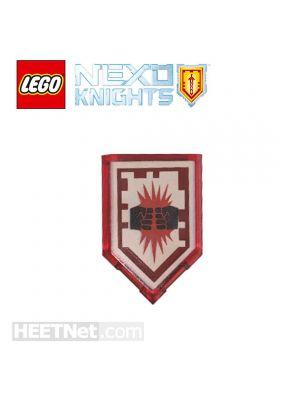 LEGO 散裝配件 Nexo Knights: Macy Scannable Shield 207 Powers of Charging Attack
