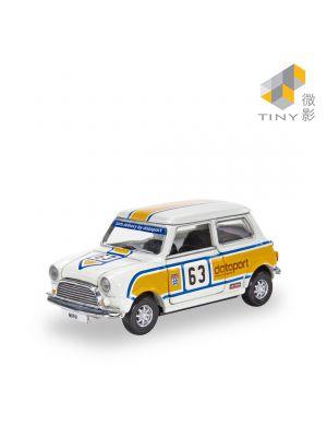 Tiny 微影 City 合金車 - Mini Cooper Racing #63