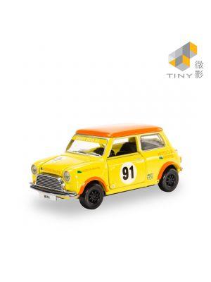 Tiny 微影 City 合金車 - Mini Cooper Racing #91