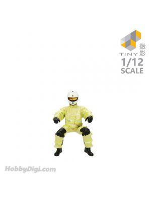 Tiny 微影 Hobby 1:12 人像公仔 - 消防員