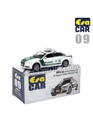 Era Car 1:64 合金車 09 - Audi A6 杜拜警車 (初回特別版)