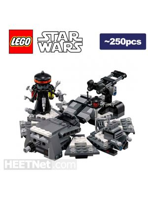 LEGO Loose Decoration Star Wars: Darth Vader Transformation Section