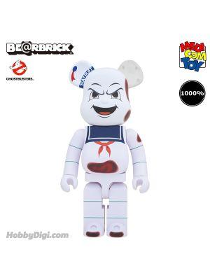 Medicom Toy Be@Rbrick - Stay Puft Marshmallow Man