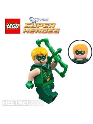 LEGO Loose Minifigure DC Comics: Green Arrow