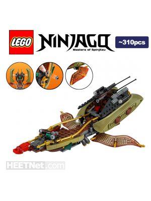 LEGO 散裝淨機 Ninjago: Destiny s Shadow