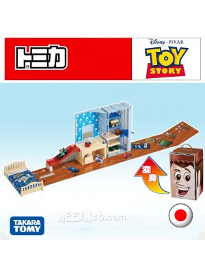 Tomica System - Toy Story Andys Room Set