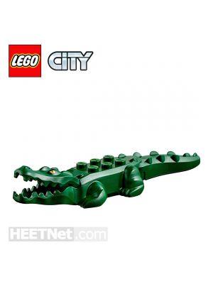 LEGO 散裝人仔 City: 鱷魚