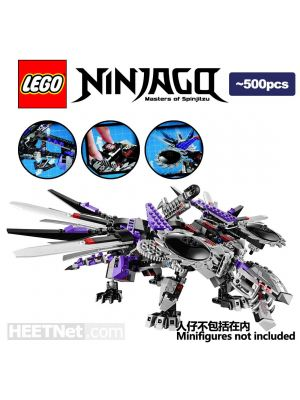 LEGO Loose Machine Ninjago: Nindroid MechDragon