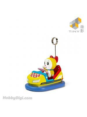Tiny City Diecast Model Car - Dorami Bumper Car  (with Figure)