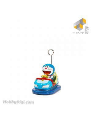 Tiny City  1:35 Diecast Model Car - Doraemon Bumper Car (with figure)