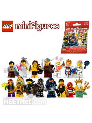 LEGO Minifigures 8831 Series 7: 一套16隻