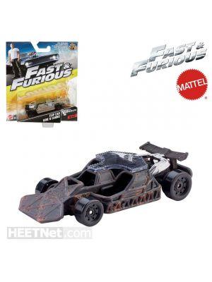 Mattel Fast and Furious 合金車 - Flip Car Vire O Carro