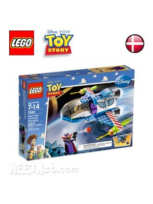 LEGO Toy Story 7593: Buzz s Star Command Spaceship