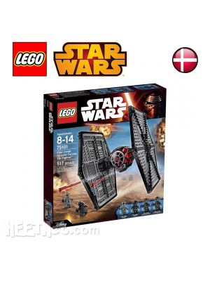 LEGO Star Wars 75101: First Order Special Forces TIE Fighter Building Kit