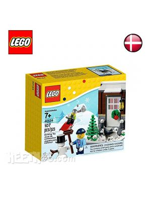 LEGO Exclusives 40124: Winter Fun
