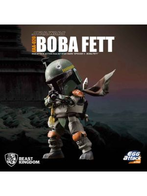 Beast Kingdom Star Wars Egg Attack Action EAA020 - Star Wars Episode V Boba Fett