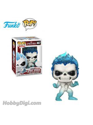 Funko IE Pop! Games 467: Marvel Spider - Man - Spirit Spider