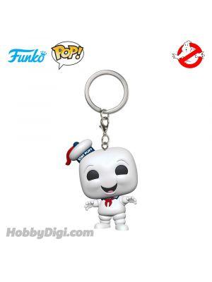 Funko IE Pop! Keychains系列 :Ghostbusters - Stay Puft
