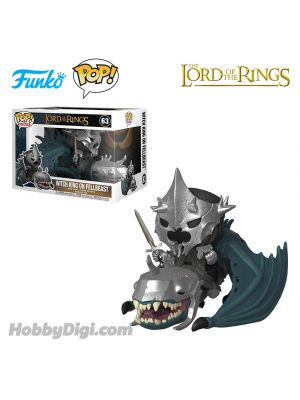 Funko Pop! Rides系列 63: Lord of the Rings S5 - Witch King w/Fellbeast
