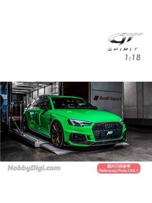 GT SPIRIT 1:18 Resin Model Car - ABT RS4+ (Viper Green)