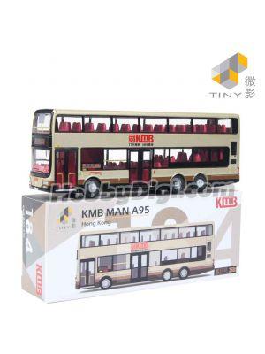 Tiny City 184 Diecast Model Car - KMB MAN A95 (258D)