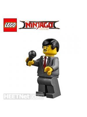 LEGO Loose Minifigure Ninjago Movie: Fred Finley