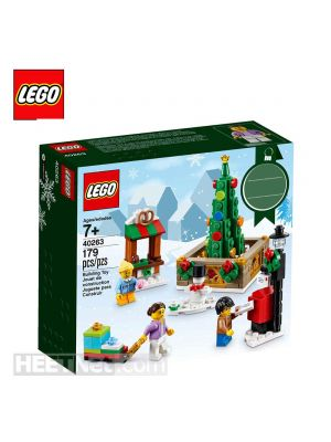 LEGO Exclusives 40263: Christmas Town Square