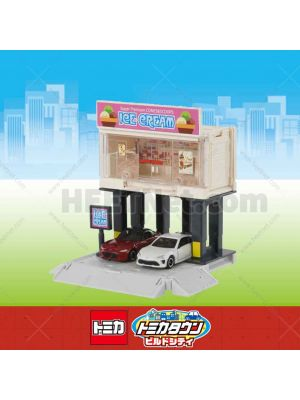 Tomica Town - Build City Restaurant