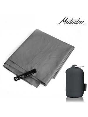 Matador NanoDry Shower Large Towel - Grey