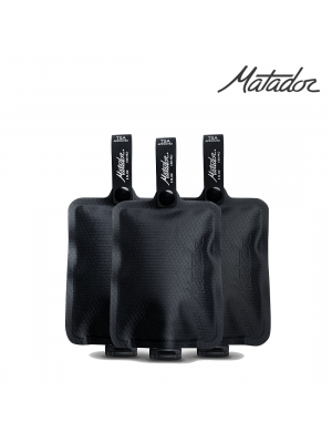 Matador Flatpak Toiletry Bottle 旅行防水吊瓶 (3件裝)