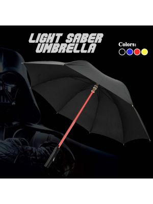 LED Light Saber Umbrella Soulder Strap Included