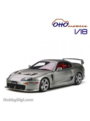 OttO Mobile 1:18 樹脂模型車 - Toyota Supra 3000 GT TRD Quick Silver Metallic Clearcoat (Limited 1500 pcs)