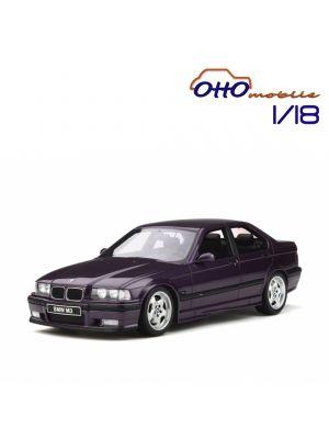 OttO Mobile 1:18 Resin Model Car - BMW E36 M3 4 Doors