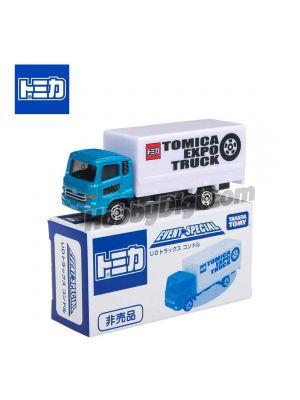 Tomica Event Model 限定合金車 - UD Trucks Condor Tomica Expo Truck 2017