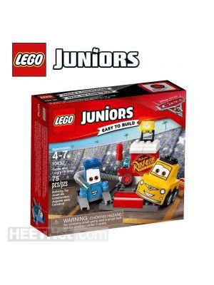 LEGO Juniors 10732: Guido and Luigi s Pit Stop