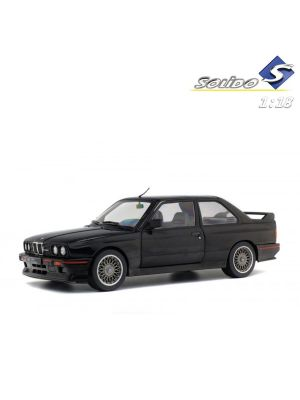 Solido 1:18 合金模型車 - BMW E30 M3 Sport Evo Black