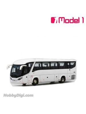 Model 1 1:76 合金車 - Scania K360IB4X2 (白色)