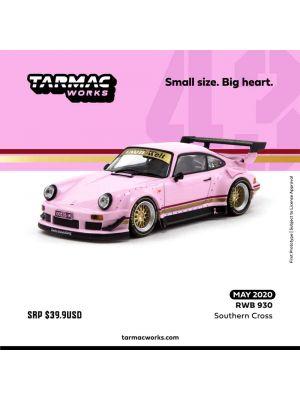 Tarmac Works 1:43 Diecast Model Car - RWB 930 Southern Cross