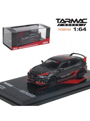 Tarmac Works HOBBY64 合金模型車 - Honda Civic Type R FK8 Customer Racing Study