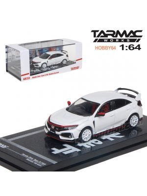 Tarmac Works HOBBY64 合金模型車 - Honda Civic Type R FK8 Modulo Version