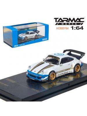 Tarmac Works HOBBY64 模型車 - Porsche RWB 930