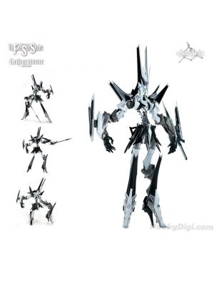 Volks The Five Star Stories Gothic made Plastic Model Kit - GTM HOLDA17 Die Kaiserin (ABSOMEC)
