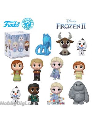 Funko Vinyl Figure Minstery Mini Disney系列 : 《冰雪奇缘2》 Set of 11