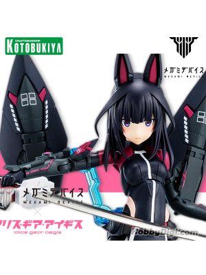Kotobukiya 壽屋 1/1 塑膠模型套件 -  女神裝置 Megami Device 機戰少女Alice: 吾妻楓 (皆伝)