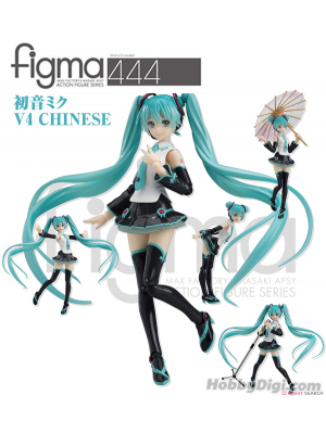 Max Factory Figma – No 444 初音未來 V4 Chinese