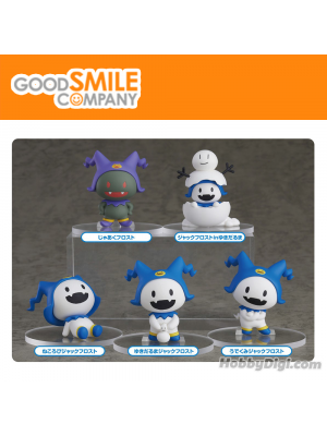 Good Smile Max Factory Collectible Figures - Hee-Ho! Jack Frost (6 Boxes)