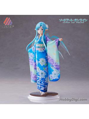 Aniplex+ 1/7 PVC模型 - WAHOO!亞絲娜 (Undine京友襌Ver.)《刀劍神域 SAO》