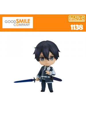 Good Smile GSC 黏土人 - No 1138 刀劍神域 Alicization 桐人(上級修劍士Ver.)